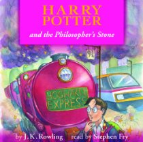 Harry potter audiobook and book in inglese