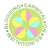 logo blogging carnival on bilingualism