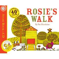 rosie's walk pat hutchins