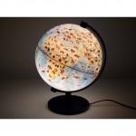 Stellanova Tierwelt Globus mit Licht
