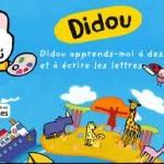 didou app per bambini francese inglese