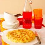 Tavola con tortilla - La femme du chef.001