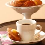 Madeleines e caffè - La Femme du Chef 2012.001