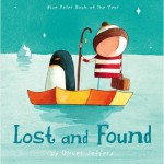 Libro per bambini in Inglese: Lost and Found