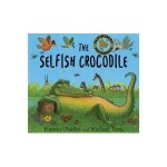 The Selfish Crocodile, libro in Inglese per bambini