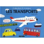 Libro per bambini in Francese: Les Transports