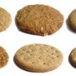 Commoner, Tiara and Oat biscuits
