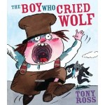 Libro in Inglese per bambini: The boy who cried wolf