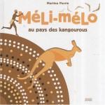 Méli-mélo au pays des kangourous, un Libro in Francese per bambini